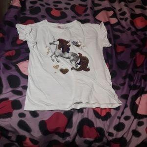 A little kids t-shirt